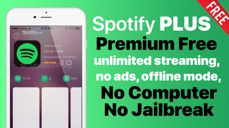 spotify++ premium free plus